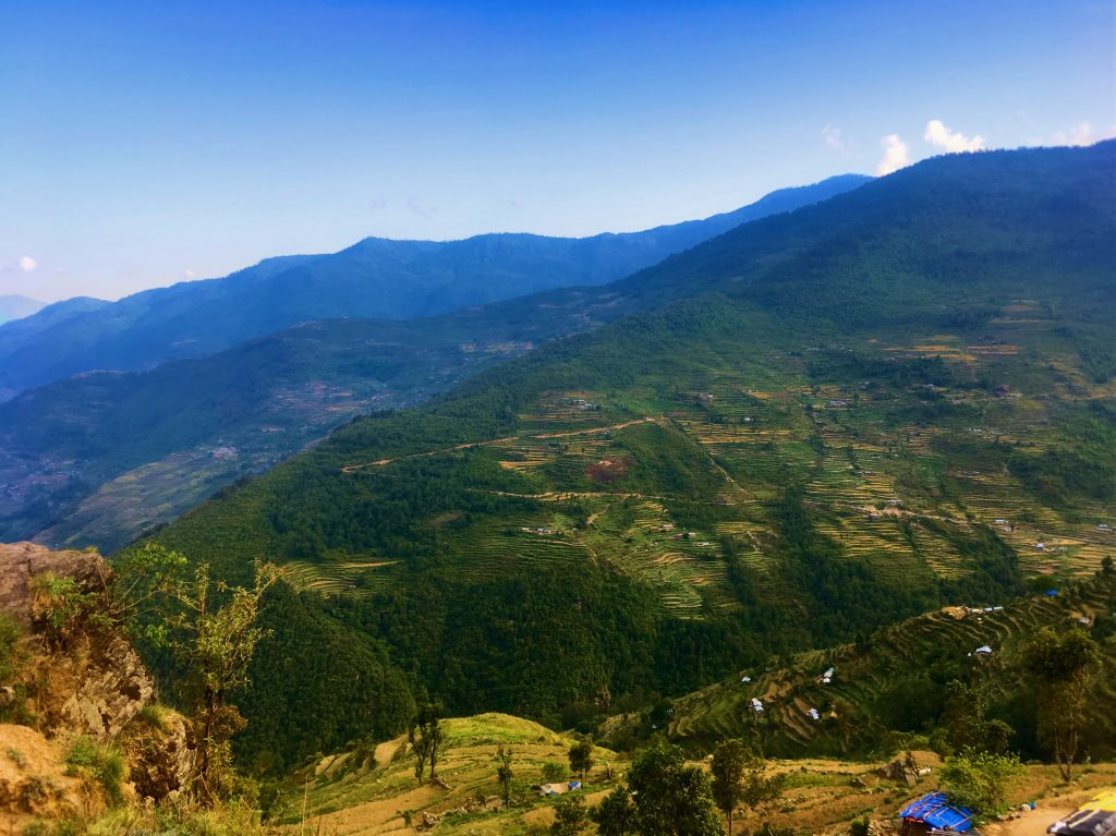 How to choose between the Great Himalaya Trail's high route and low route.